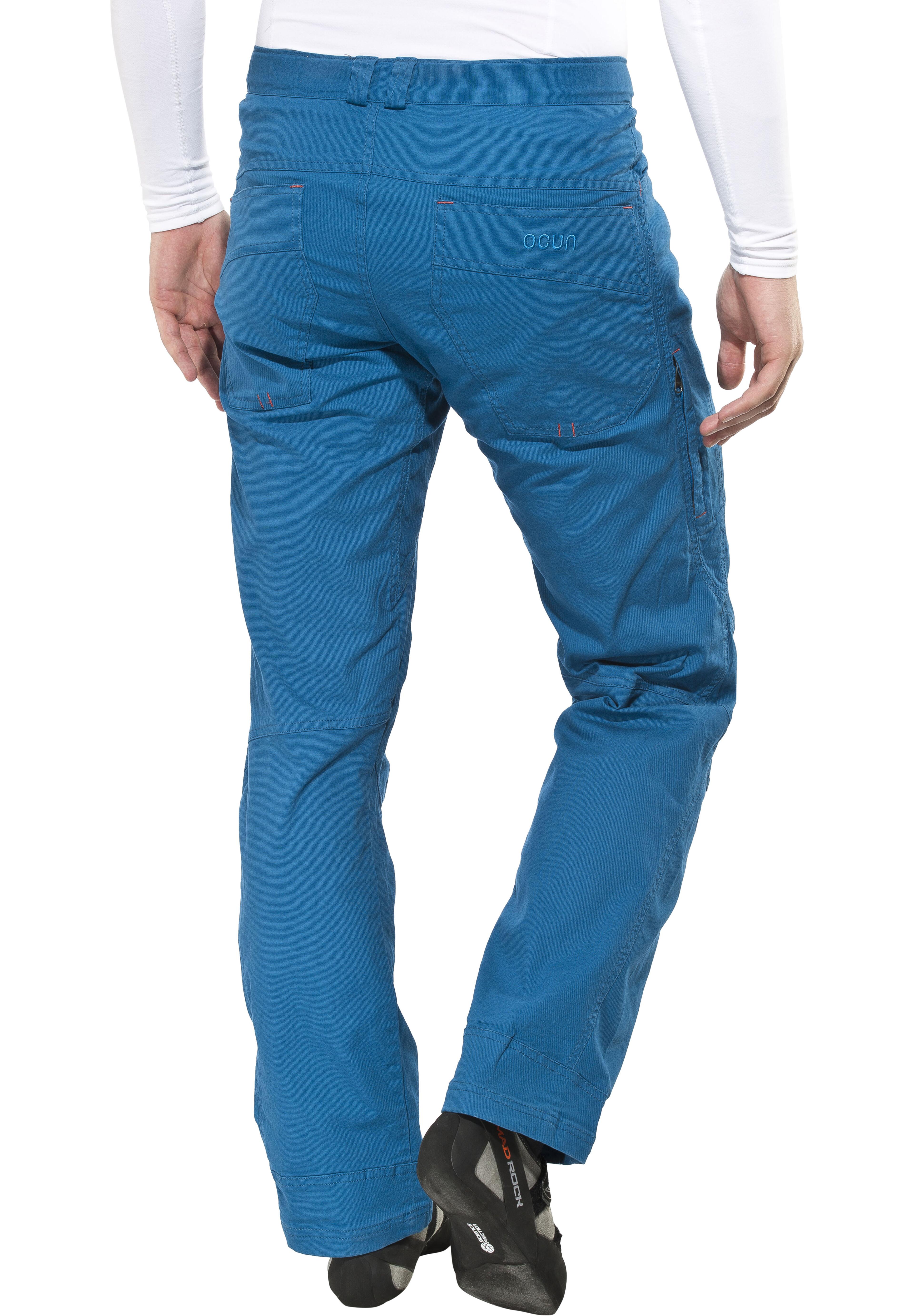 3e4a658b1fdc9 Ocun Honk - Pantalones Hombre - azul